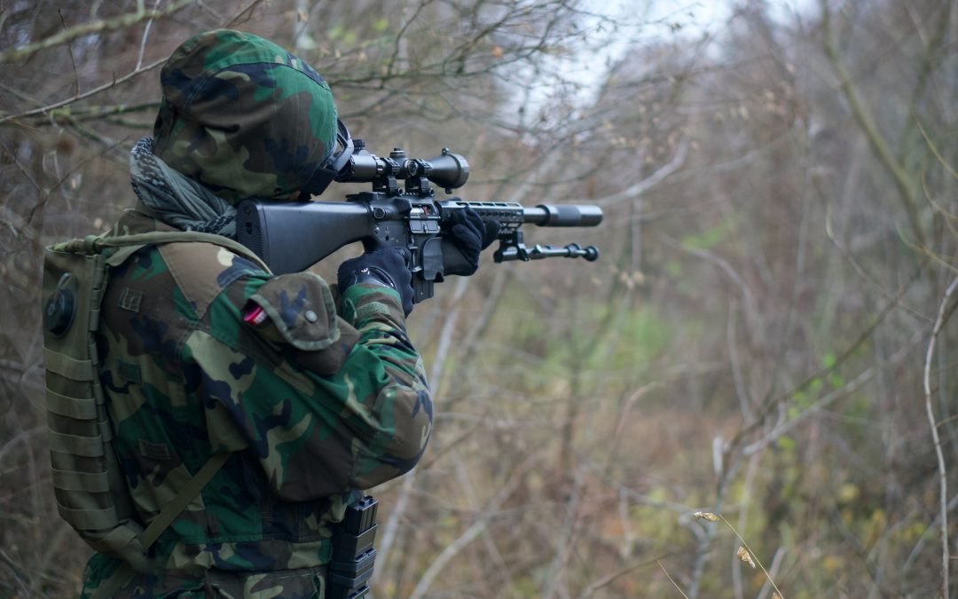 Better rifle marksmanship