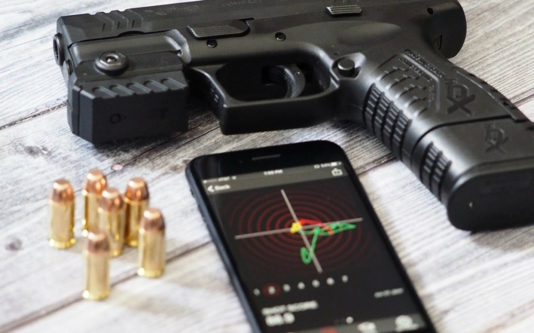 All firearm owners should own a Mantis-X