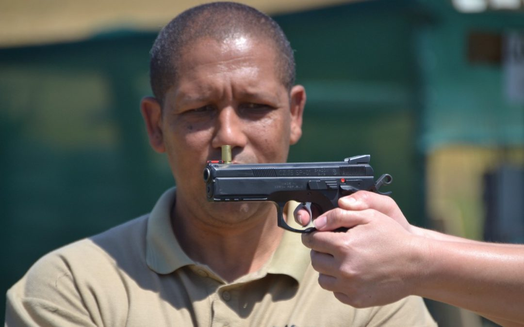 Carrying a firearm necessitates self-defence training