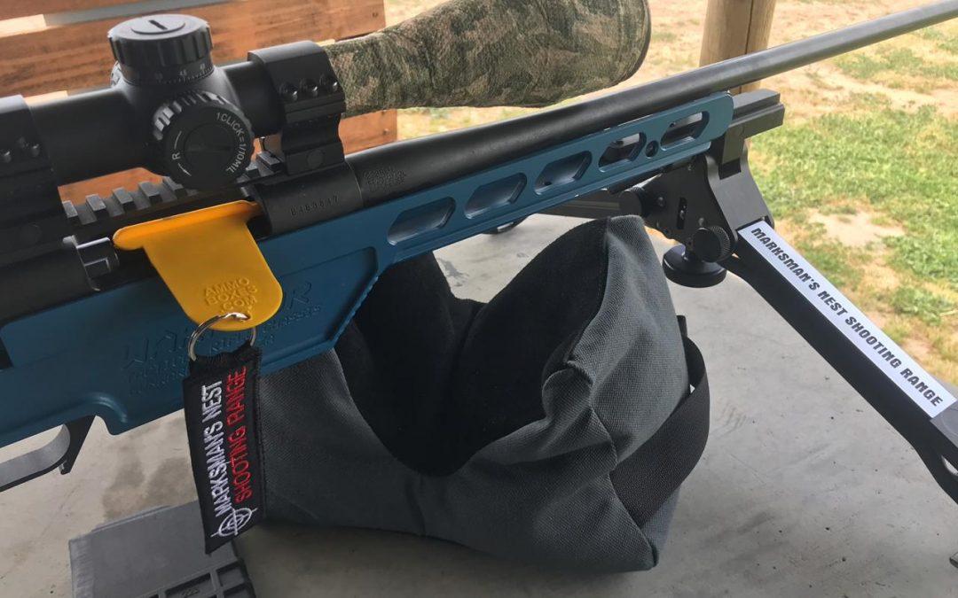 Advanced Long-range Course at Marksman's Nest
