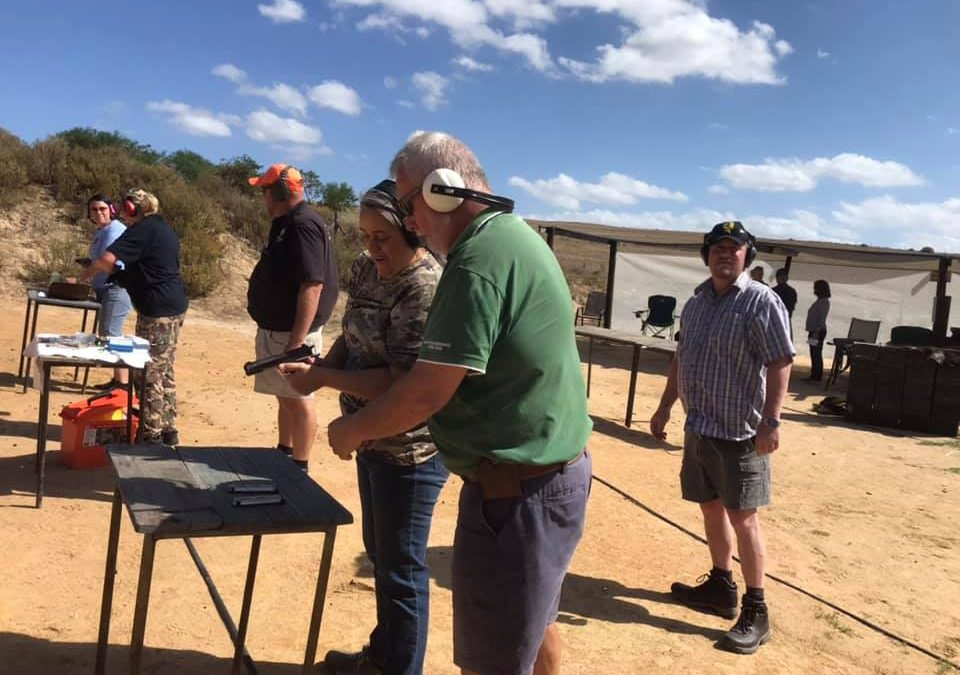Another fulfilling experience on the range