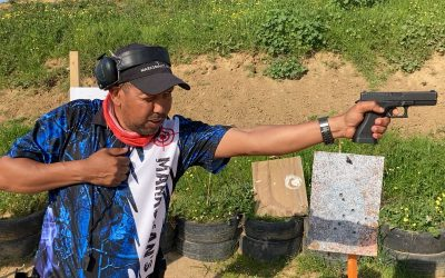 Building confidence behind your gun